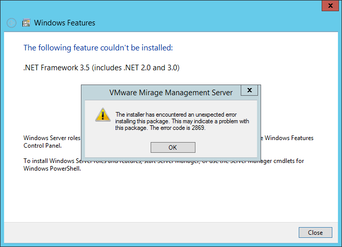 Upgrade VMware Horizon Mirage to new server – The vGoodie-bag