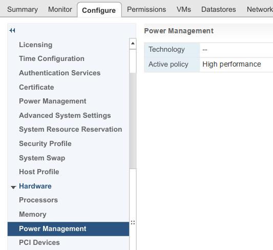Fujitsu Primergy ESXi Install Server Notes – BIOS Settings